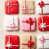 Pretty Package Cookies
