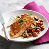 Cajun Snapper with Red Beans & Rice