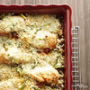 Prosciutto-Stuffed Chicken Bake