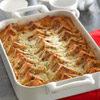 Turkey and Brie Strata