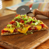 Spicy Cheeseburger Pizza
