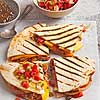 Lamb and Black Bean Quesadillas