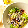 Honey-Soaked Quinoa Salad with Cherries & Cashews