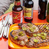 Beer-Brined Pork Loin Chops