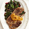 Slow-Braised Lamb Shoulder Chops with Sherry