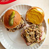 Cuban-Style Pork Sliders with Mojo Sauce
