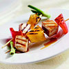 Ginger Tuna Kabobs