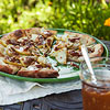 Candied Apple Pizza