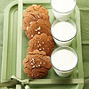 Fat Molasses Cookies