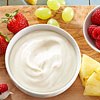Creamy Marshmallow Dip for Fruit
