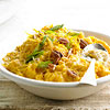 Citrusy Mashed Squash with Toasted Pecans
