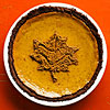 Butternut Squash Pie with Gingersnap Crust
