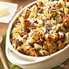 Olive Bread Stuffing with Fennel