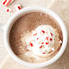 Insane Candy Cane Cocoa