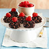 Chocolate-Raspberry Truffles