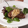 Pan Seared Tenderloin Steak with Sauce