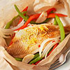 Thai Sole and Vegetables
