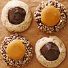 Chocolaty Caramel Thumbprints