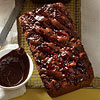 Dark Chocolate-Raspberry Banana Bread