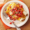 Pumpkin, Bean, and Chicken Enchiladas