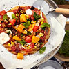 Summer Garden Pizza