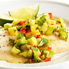 Tomatillo-Pineapple Salsa Topper for Fish