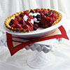 Berry Truffle Pie