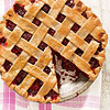 Cherry Raspberry Pie