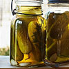 Vi's Garlic Dill Pickles by Trisha Yearwood