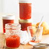 Rhubarb and Rose Petal Jam