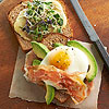 Avocado, Prosciutto, and Egg Sandwiches