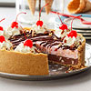 Banana Split Ice Cream Torte