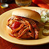 Saucy Pulled Pork Sandwiches