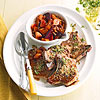 Crispy Honey-Mustard Pork Chops