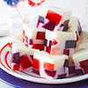 Yogurt-Berry Jelly Squares