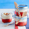 Red Velvet Sundae Jars
