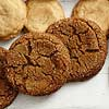 Gluten-Free Giant Ginger Cookies