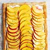 Peaches and Cream Tart