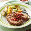 Chipotle Picante Meat Loaf with Cilantro