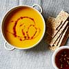 Maple-Chile Butternut Soup