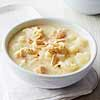 Chicken and Roasted Cauliflower Chowder