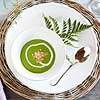 Chilled Pea Soup