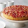 Flourless Rhubarb-Almond Upside-Down Cake