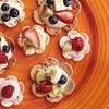 Fruit Toastadas