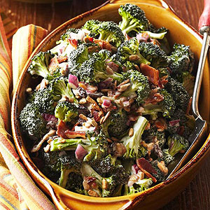 Sunny Broccoli Salad