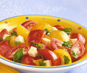 Susan's Tomato-Basil Salad