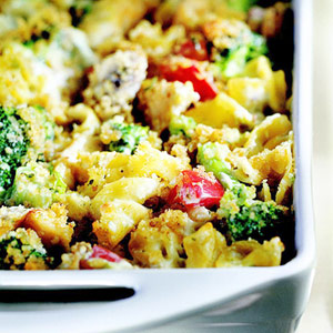 Creamy Chicken-Broccoli Bake