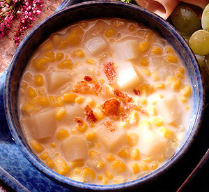 Midwest Corn Chowder