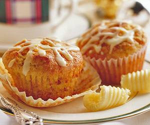 Orange-Nut Muffins