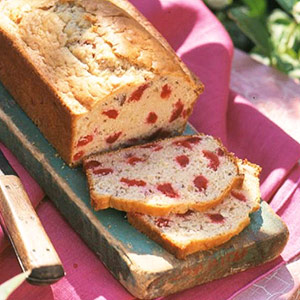 Very Cherry Nut Bread